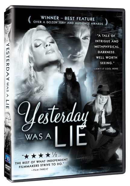 Yesterday Was A Lie on DVD
