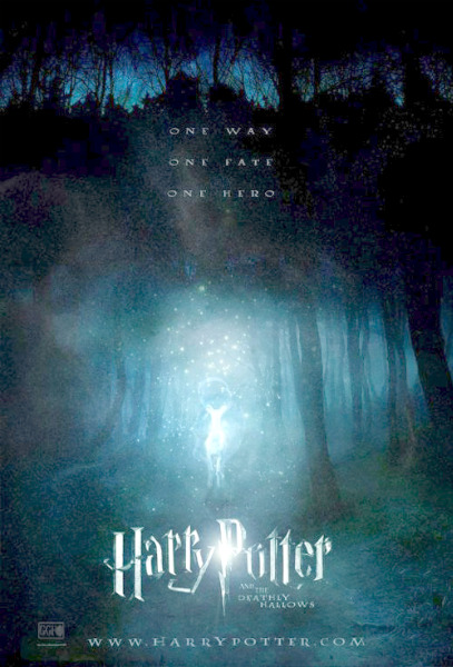 NOT (yet( Available in 3D: Harry Potter and the Deathly Hallows Part 1