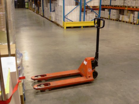 the mighty pallet jack {WikiImage}