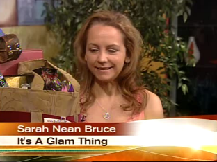 Show Photo: Daily Dish Guest – Sarah Nean Bruce ~ It's A Glam Thing, Hollywood Beauty/Style Reporter and Informationist talks about Oscar Nominee & Presenter Gift Bag