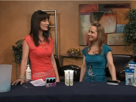 Show Photo: ABC15 Sonoran Living Guest – Sarah Nean Bruce ~ It's A Glam Thing, Hollywood Beauty/Health/LifeStyle Reporter and Informationist on SONORAN LIVING live with Andi Barness
