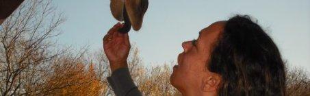 my sister Elizabeth, Zookeeper Extraordinaire {2009}