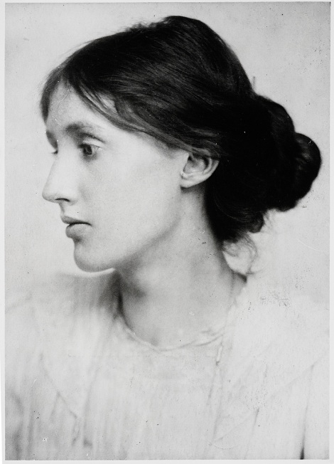 Portrait of Virginia Woolf (January 25, 1882 – March 28, 1941), a British author and feminist. (Wiki Image)