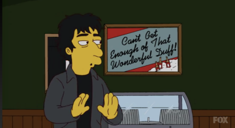 The Simpsons: Book Job (and a parody on Dean Devlin's Leverage